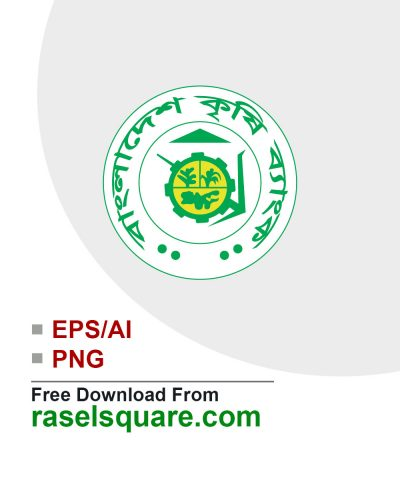 bangladesh krishi bank vector logo