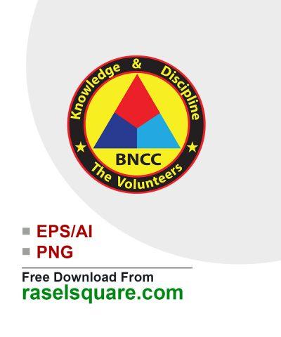 Bangladesh national cadet corps (BNCC) vector logo