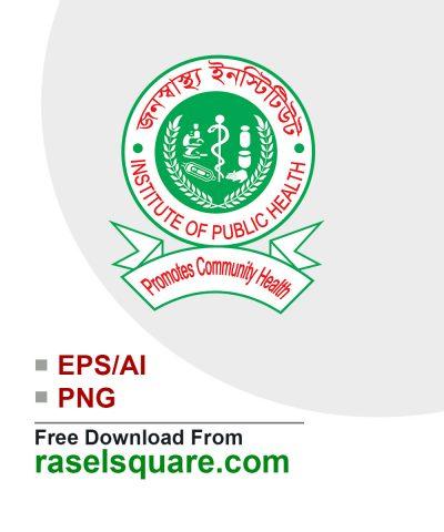 Bangladesh public health institution vector logo